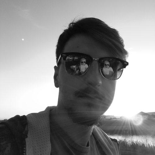 Adrian Gâlcă :  Loops, Mapping & LiveStream.