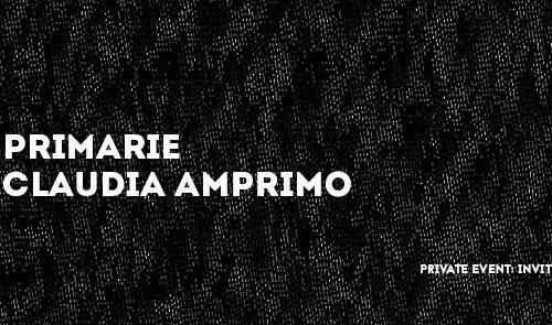AVi - ₪ Erik  ₪ Primarie ₪ Claudia Amprimo // 06.05.2016 //
