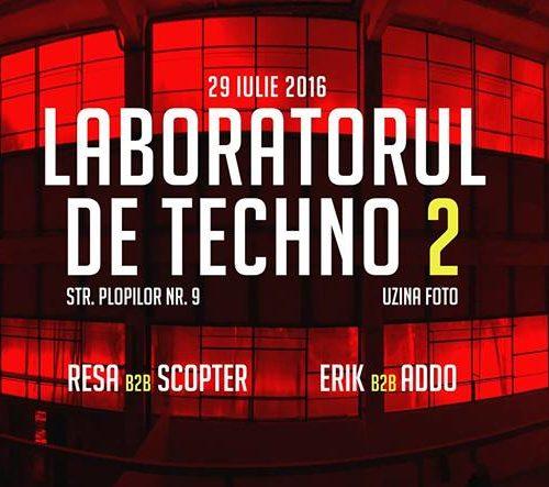 Laboratorul de Techno 2  Mureșul petrece toată noaptea!