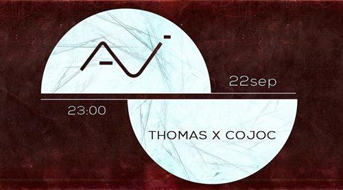 Records Fest se mută mâine la AVi. Petrecem cu Thomas și Cojoc!