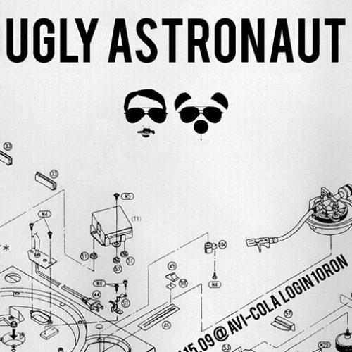 """Szcéna pe care joacă Brody, Panda și Ugly Astronaut e la AVi. Mâine petrecem în """"Templu""""!"""