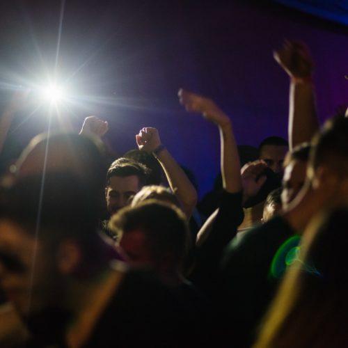 Weekend presărat cu muzică electronică la Mioritmic și Medifun!