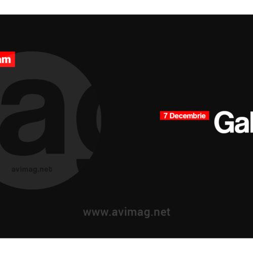 Gabril deschide balul! Live Stream la AVi în așteptarea Conspirației lui Addo