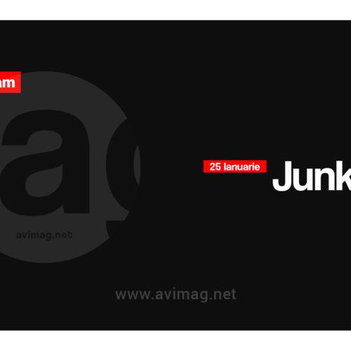 Joi dansăm cu Junker! Seria Live Stream-urilor continuă!