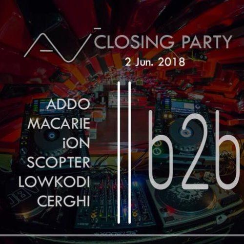 Sâmbătă dansăm împreună la AVi Closing Party și dăm oficial startul verii!