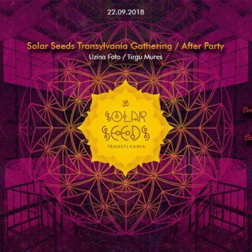 Dansăm cu ziua și cu noaptea la Solar Seeds After Party!