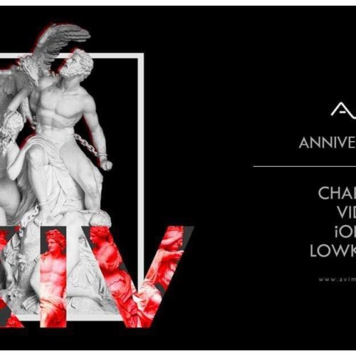 Together we celebrate 14 years of AVi with Charlie, Vid, iON and Lowkodi!