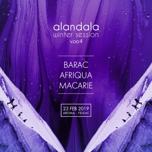 Macarie face echipă cu Barac și Afriqua la Alandala Winter Session v.004!