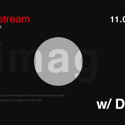 Băieții de la Dieter prezenți joi la Avimag Live Stream!