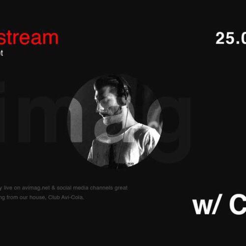Cojoc ne trezește pofta de dans! Live Stream cu totul special joi la AVi!