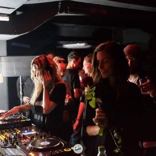 Vess, Anaid, Cr15tina și Malice fac show la GIRLS Love Techno!