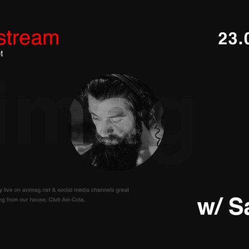Ce faci joi seară? Asculți cu încântare Live Stream-ul lui Saboar!