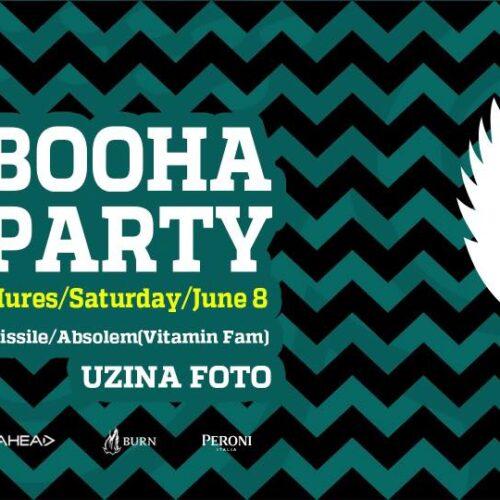 Booha dă startul petrecerilor la Uzina Foto! Sâmbătă dansăm cu Missile și Absolem!