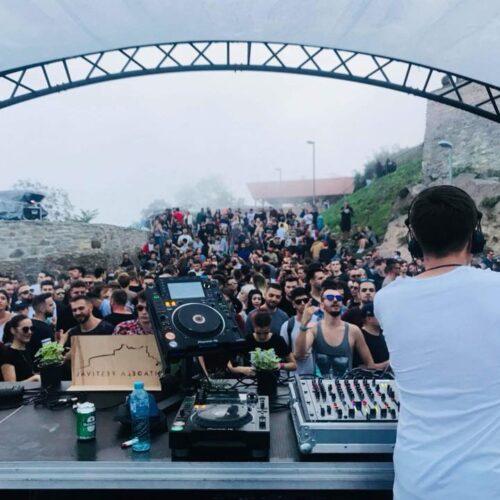 Sfârșit de iulie cu aromă de techno la Citadela Festival