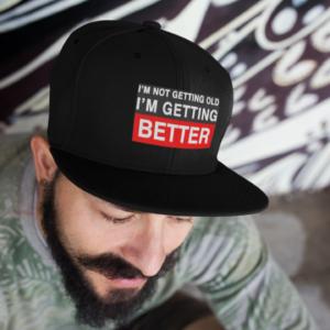 """Getting Better"" snapback"