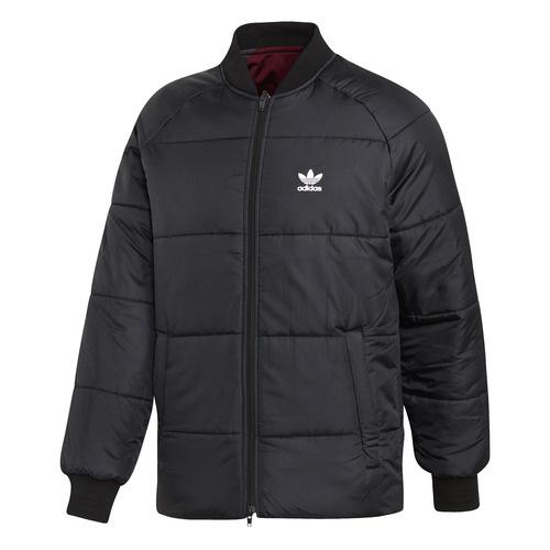 adidas Originals Superstar Reversible Jacket | Grun