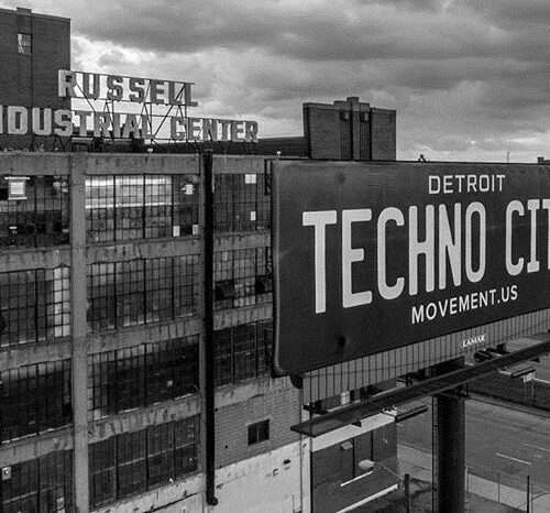 Where, when and who are the founders of the Techno style.