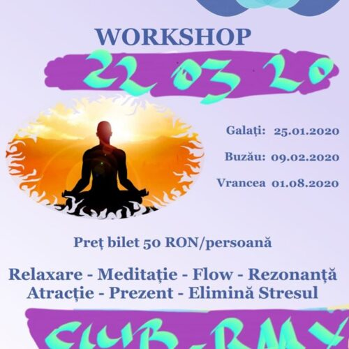 Mindfulness Masterclass & Workshop By A D.Prodan