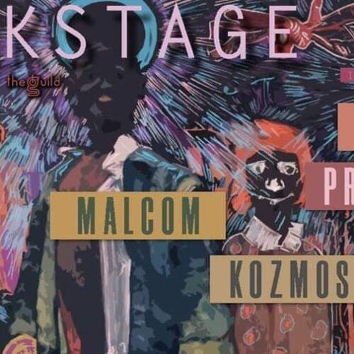 Backstage Jam w/ Charlie(RO) / Prepeleac (RO) / Malcom (RO) / Kozmos.(BG)