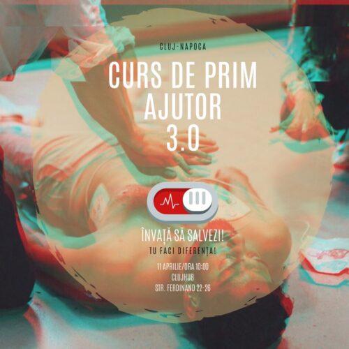 Curs de Prim Ajutor - Cluj Napoca 3.0