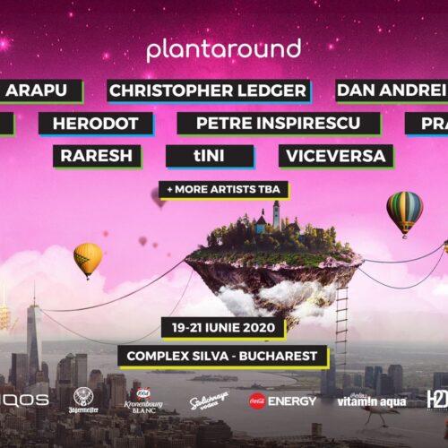 Plantaround Festival 2020