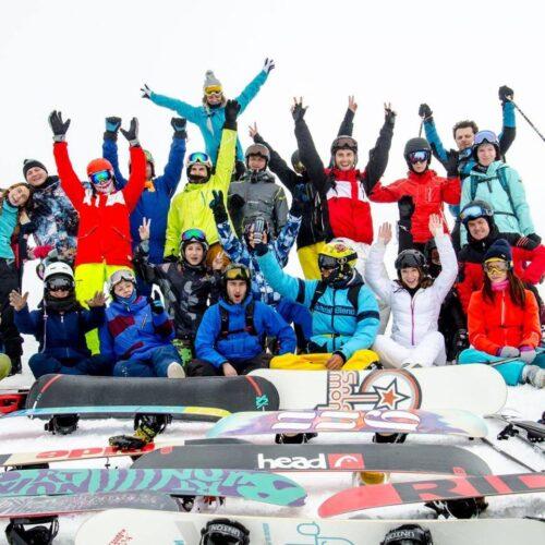Trip2Rip Straja 13-15 martie 2020 -  snowboard si ski