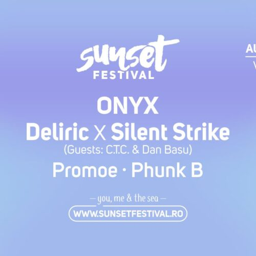 ☀️ Sunset Festival 2020 ☀️