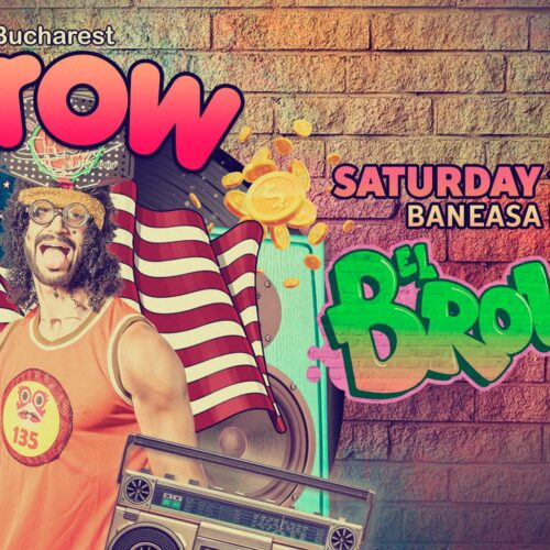 ELROW [ Bucharest ] on 13th June 2020