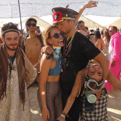 Cum se trăiește experiența de viață numită Burning Man (I)