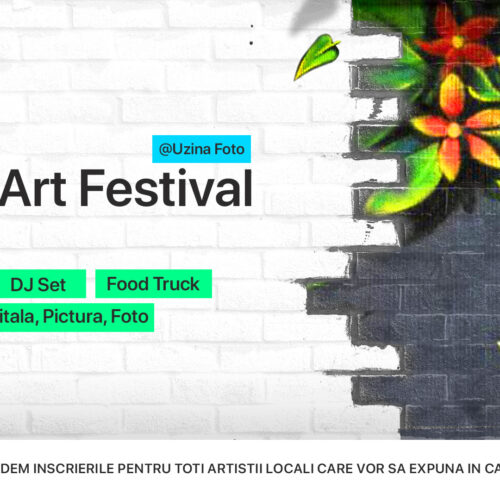 A fost ART & The City festival (ediția a III-a)