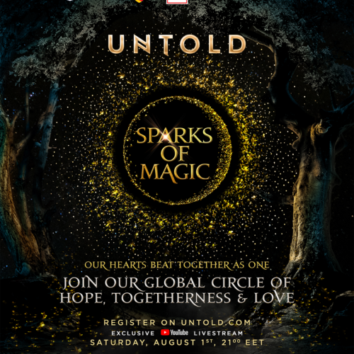 UNTOLD 2020 - SPARKS OF MAGIC