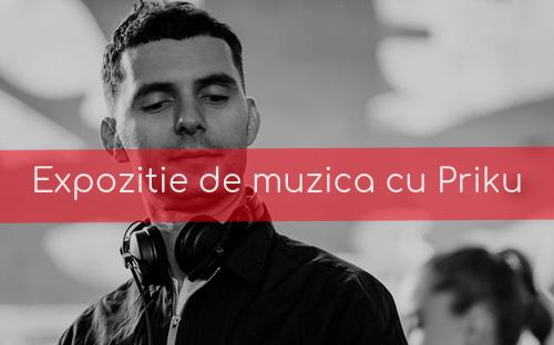 Expoziție de muzică w/ PRIKU