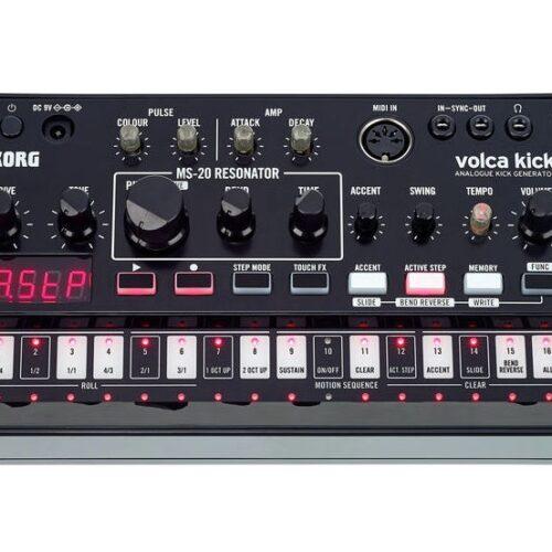 Despre sintetizatorul analogic Korg Volca Kick