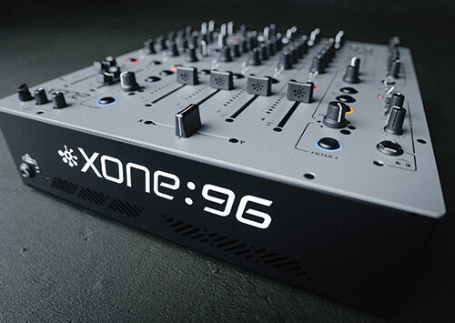 About Allen&Heath XONE:96 – Analogue | Remastered