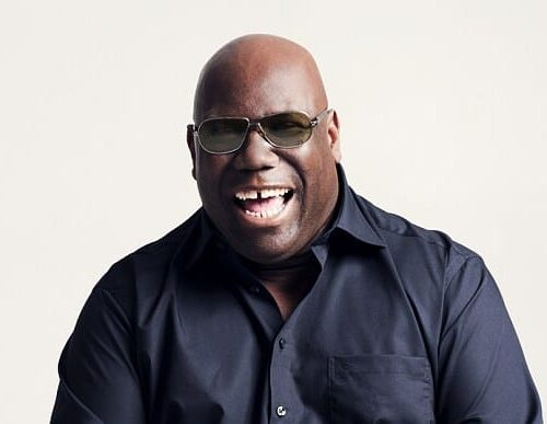 Carl Cox is Going To Release A Book
