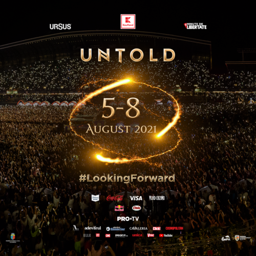 UNTOLD 2021 WILL OPEN THE GATES BETWEEN 5-8 AUGUST