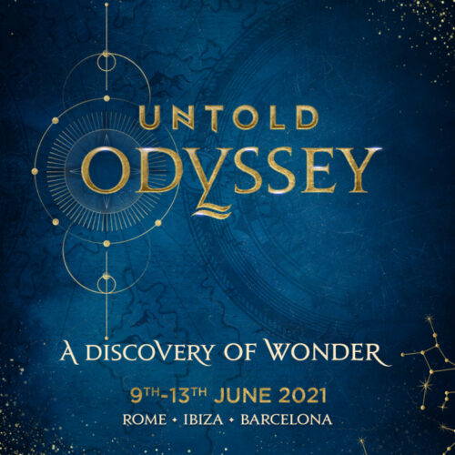 UNTOLD ODYSSEY– 5 DAYS OF FESTIVAL ON A CRUISE SHIP, IN THE MEDITERRANEAN SEA!