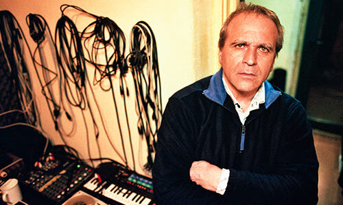 The pioneer of Romanian electronic music is no longer with us: Rodion Roșca died