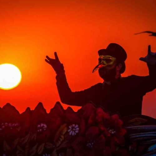 The new single Zero by the German Claptone reminded us of the memorable summers at UNTOLD and Neversea