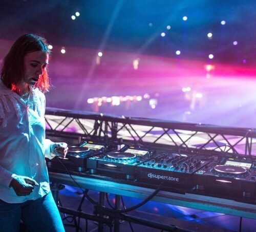 UNTOLD presents women DJs who have generated change in the electronic music industry: Nina Kraviz