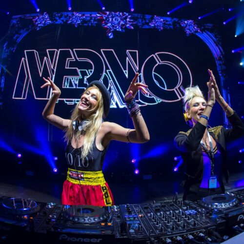UNTOLD presents women DJs who have generated change in the electronic music industry - NERVO