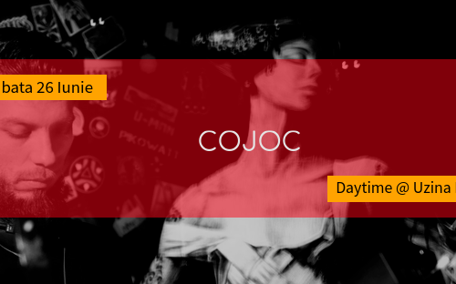 Relax on Saturday with Cojoc at Foto!
