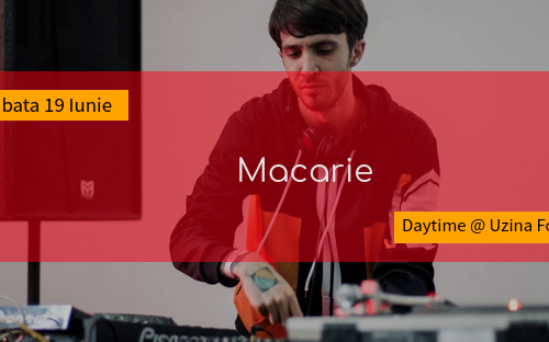 Daytime with Macarie at Uzina Foto