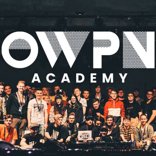 OWPN Academy, the first free academy for emotional and professional education in electronic music, in Romania.