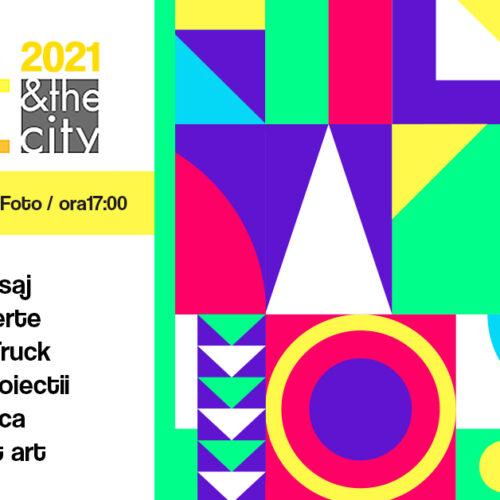 Începe ART & The City Festival la Târgu Mureș în acest weekend