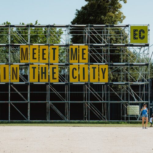 Meet you in the city! After 3 days and 3 electrifying nights full of fun at the castle, today EC_Special by Electric Castle moves to Cluj