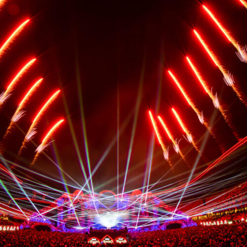 UNTOLD 2021 - the biggest festival in EU this year and the safest public space for over 265.000 participants on all 4 days of the festival